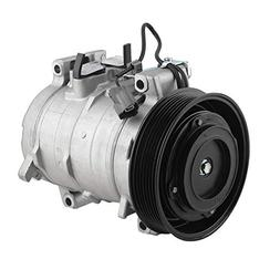 A/C Compressor & Clutch, Air Conditioning Compressor and Clu