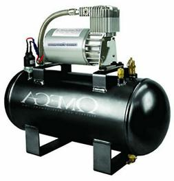 Omega AC-1.5 12V 1.5 Gallon Oil-less Air Compressor