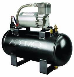 Omega AC15 12V 1.5 Gallon Air Compressor