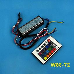 Adsled 27-36W 300Amh Transformer LED Driver Power Supply Con
