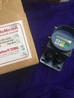 AEROMATE WIRELESS Sensor 4X4 Switch Router 9203-2031070 New!