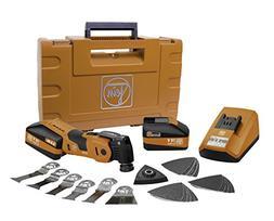 Fein 71292761090 18-Volt Cordless Oscillating Multi-Tool wit