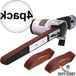 "Astro Pneumatic 3037 1/2"" x 18"" Air Belt Sander with 40/60/8"