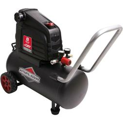 Briggs & Stratton 8-Gallon Air Compressor, Hotdog 074025-00