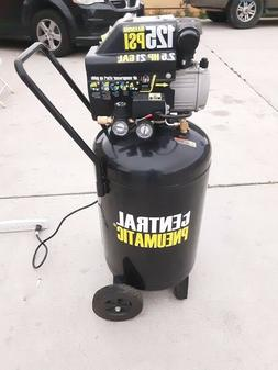 air compressor 2 5 hp motor portable