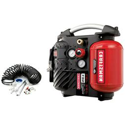Craftsman Air Compressor 3/4 hp 1.2 gal. Oil-less Portable-M