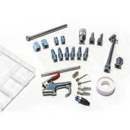 PrimeFit 25-Piece Air Compressor Accessory Kit