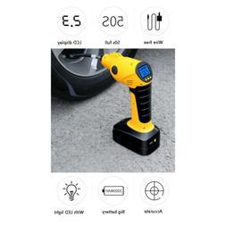 air compressor auto handheld portable tire pump