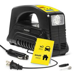 Air Compressor Car Tire inflator portable digital Electric A