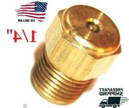 Air Compressor Cold Start Valve 1/4 NPT Inch Central Pneumat
