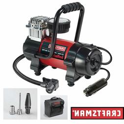 Craftsman Air Compressor Inflator Portable 12V Pump Car 100