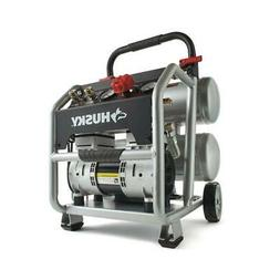Husky Air Compressor Portable Electric Inflator Tire Ball Sp