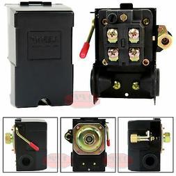 Air Compressor Pressure Switch Control Valve 95-125 PSI Sing
