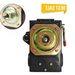 Air Compressor Pressure Switch Control Valve 90-120 PSI Sing