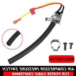 Air Compressor Pressure Switch Parts N003307SV For Craftsman