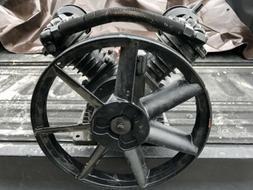 NorthStar Air Compressor Pump - 1-Stage, 2-Cylinder, 13.7 CF