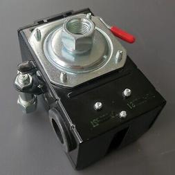 Air Compressor Pump Pressure Control Switch Valve 135-175PSI