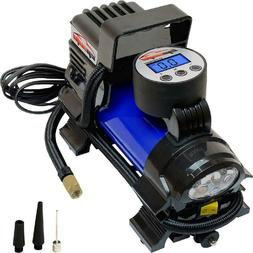 EPAuto EP Auto 12V DC Portable Air Compressor Pump, Digital