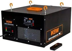 WEN Air Filtration System 3-Speed Remote-Controlled Lightwei