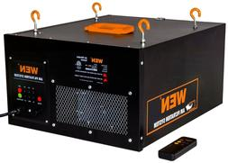 WEN Air Filtration System 3-Speed Remote-Controlled Removes