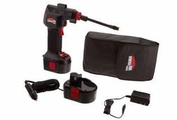 Air Hawk Pro Cordless Portable Air Compressor, Easy-To-Read