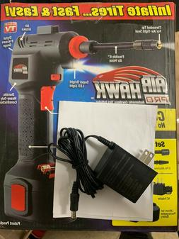 Ontel Air Hawk Pro Automatic Cordless Tire Inflator 98009632