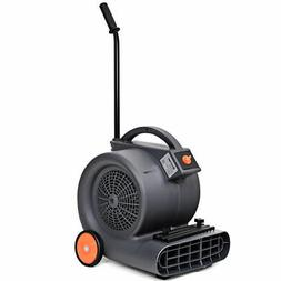 Air Mover Blower Floor Fan 3 Speeds Carpet Dryer Industrial