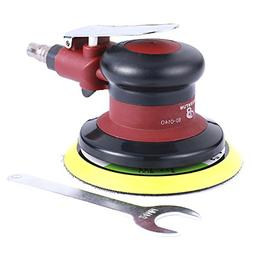 BORNTUN Air Pneumatic Sander 5 Inch Random Orbital Polisher