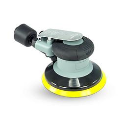 "5"" Air Random Orbital Sander Dual Action Pneumatic Sander Or"
