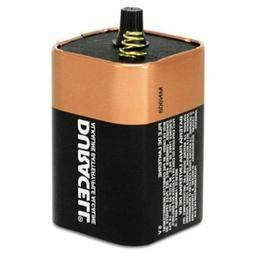2-pack Duracell MN908 6V Alkaline Battery
