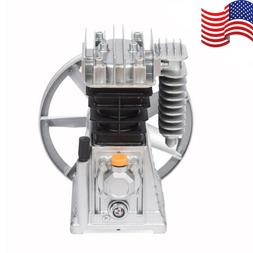 Aluminum 3HP Air Compressor Head Pump Motor 145PSI 11.5CFM T