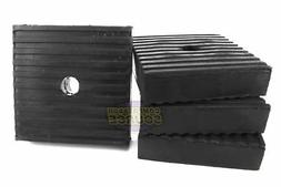 4 Pack Anti Vibration Pads For Air Compressor Or Equipment S