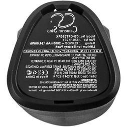 Battery for Craftsman Nextec Replacement Craftsman 320.11221