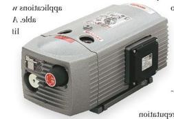 BECKER OIL-LESS VACUUM PUMP MODEL VT 4.25 ,1.2 HP, 18 CFM NE
