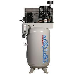 Bel Aire 7.5 Hp Air Compressor 338VLE Vertical 80 Gal