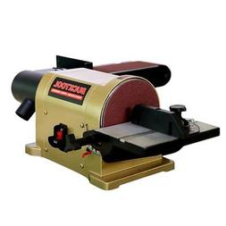 4 x 36-inch belt and 6-inch disc sander with portable al. ba