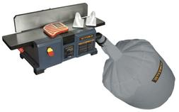 POWERTEC BJ600 Bench Jointer with Built-In Dust Collection,