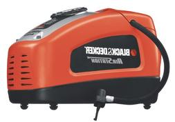 Black & Decker ASI300 AirStation AC / DC Dual Powered Inflat