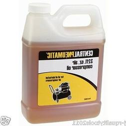 32 OUNCE BOTTLE OF NON-DETERGENT COMPRESSER REPLACEMENT OIL