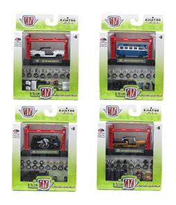 M2 Machines Boys 1:64 Scale Die-Cast Model Kit Release 10 Mo