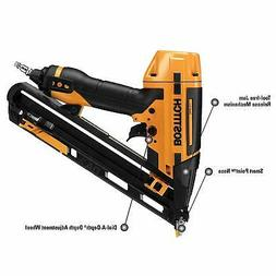 BOSTITCH BTFP72155 Smart Point DA Style Nailer Kit, Angle Fi