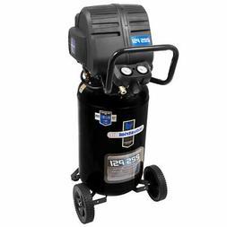 Industrial Air C151I Air Compressor 225-PSI, Black