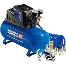 Campbell Hausfeld FP209499 3-Gallon Air Compressor with Acce