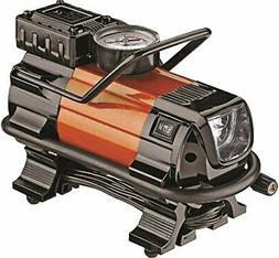 Portable Air Compressor 12V Auto Tire Inflator Heavy Duty Po