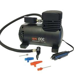 Car Air Compressor Heavy Duty Portable Tire Inflator Pump 12