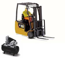 Diecast Masters Diecast Car & Air Compressor Package - Cater