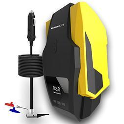 Car Air Compressor Pump,12v 150 Psi Portable Air Compressor,