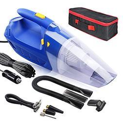 Car Vacuum, NFYOI Car Vacuum Cleaner Portable Handheld Vacuu