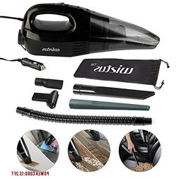 Car Vacuum Cleaner,Wietus 12V,Power:85W,3.2KPA Suction, Wet/