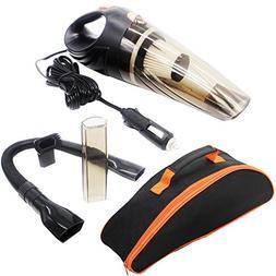 Car Vacuum Cleaner,Oakletrea 12V 106W 14.7FT Corded Dry/Wet